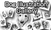 Dog Illustration Gallery